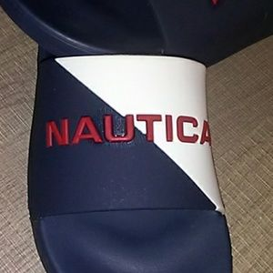 Nautica Men's slides